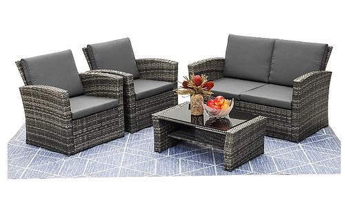 Luxury patio furniture