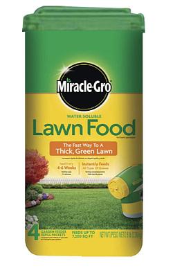 Miracle gro fertilizer pack