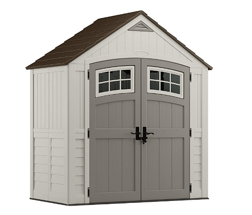 Suncast shed