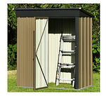 Budget friendly outdoor shed