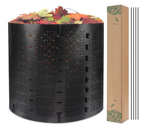 Round compost bin