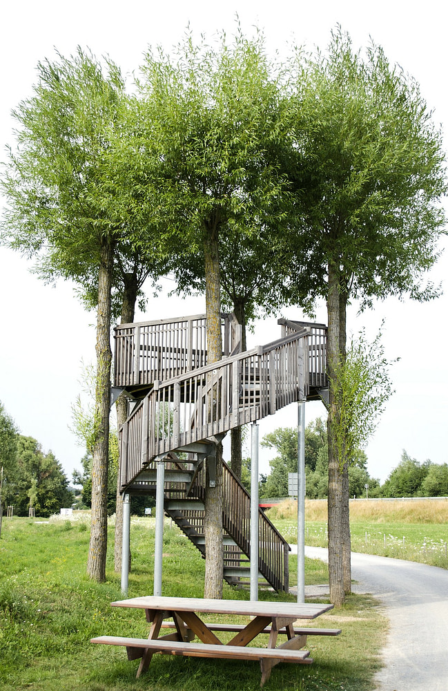 Observation treehouse