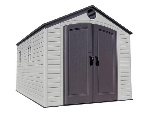 Lifetime brand outdoor shed