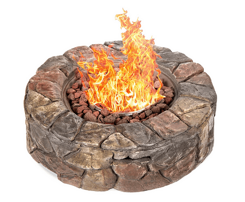 Best Choice Products 30,000 BTU Gas Fire Pit