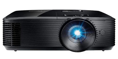 Black color projector