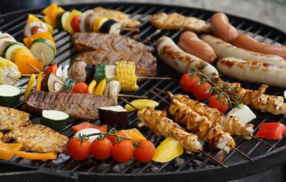 wedding grill