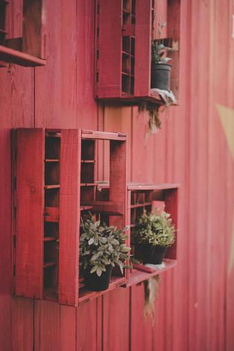 shelf style garden