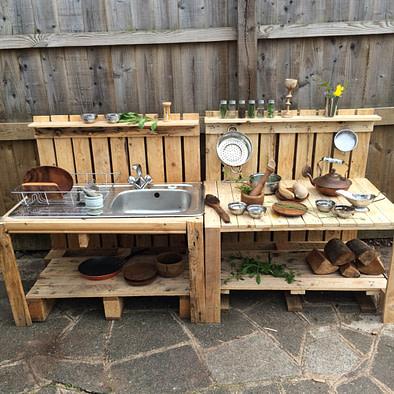 simple prep kitchen