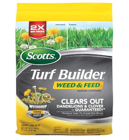 turf builder fertilizer
